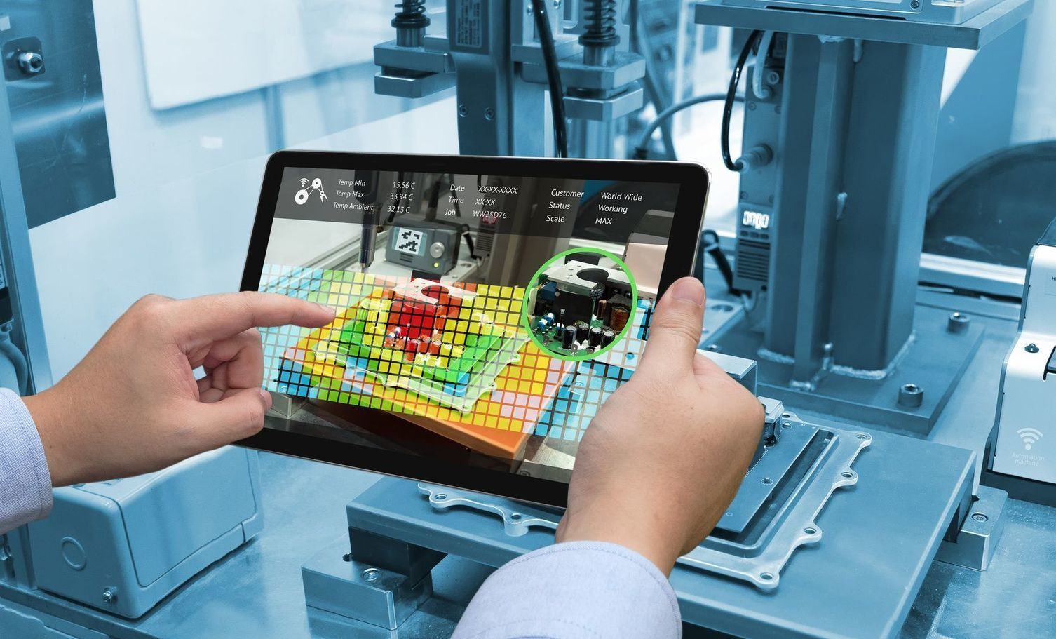 perchè una pmi dovrebbe investire in un'app di realtà aumentata?