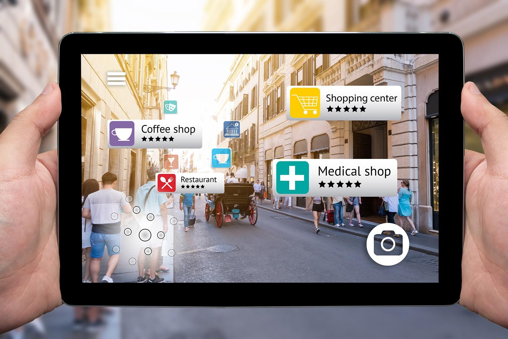 quanti tipi di realtà aumentata conosci? e quale usare per il marketing e le vendite?