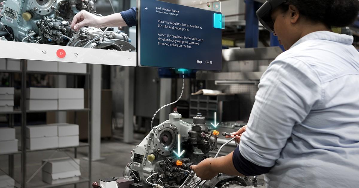 Manutenzione da remoto mondo industriale