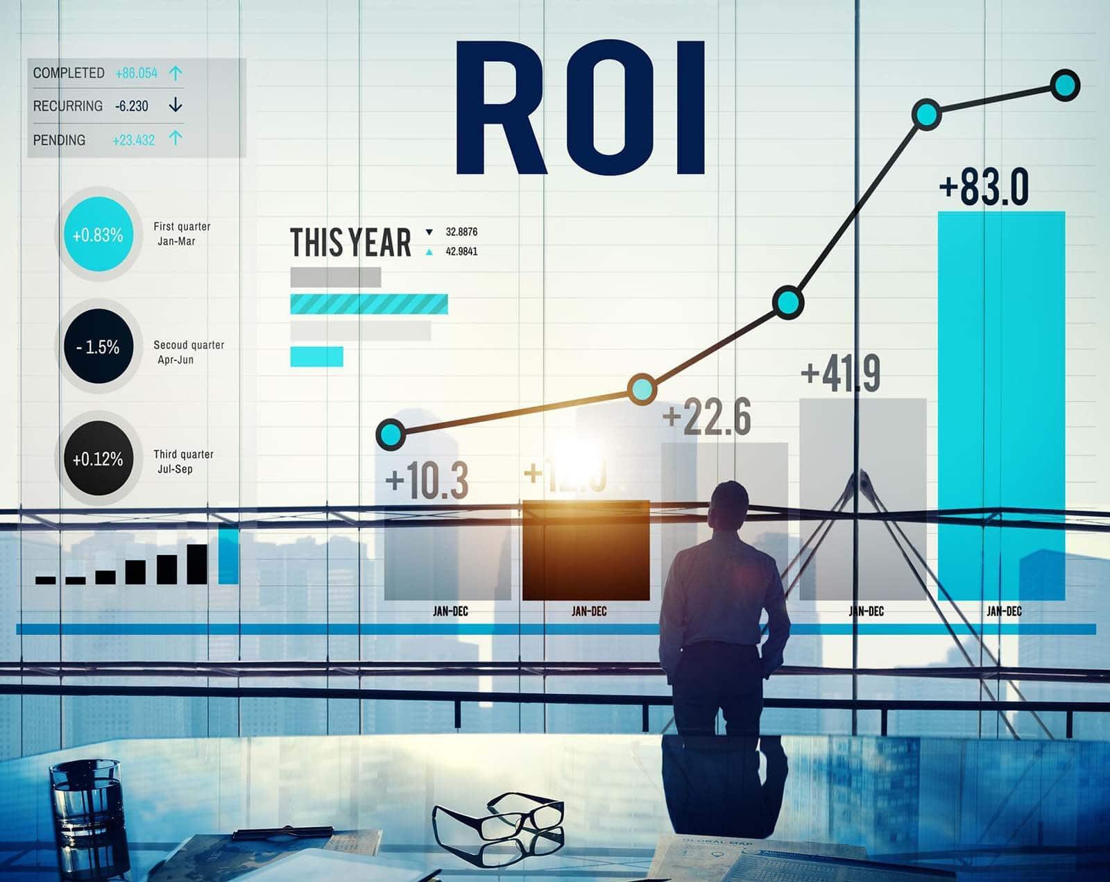 ritorno dall'investimento nei progetti di industria 4.0