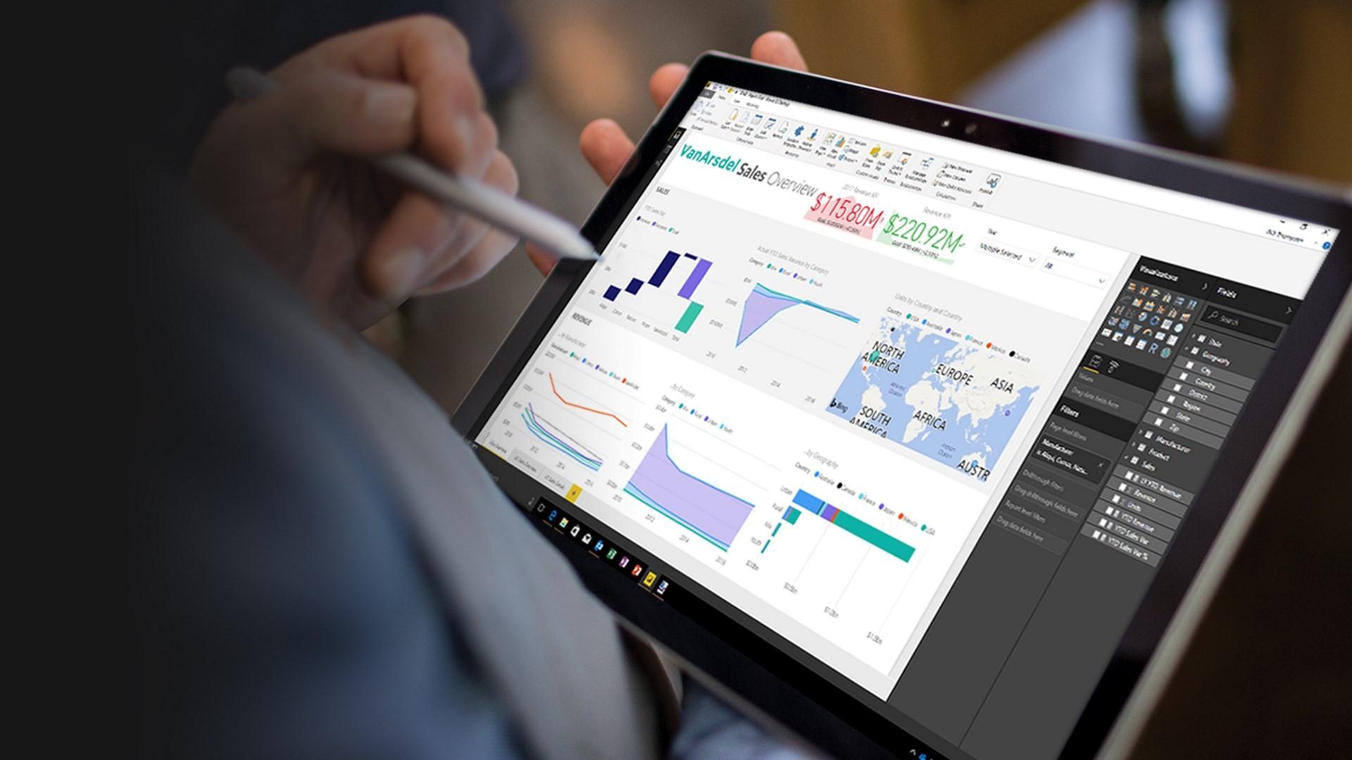 Cosa sono i Power BI template e come creare report personalizzati