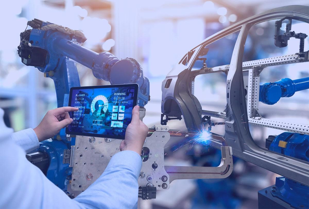 Che cosa si intende per Industrial IoT