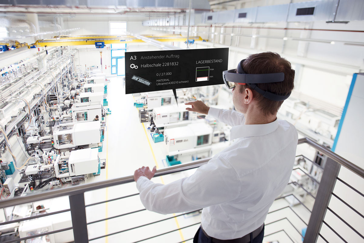 I device per abilitare la realtà aumentata nel mondo industriale