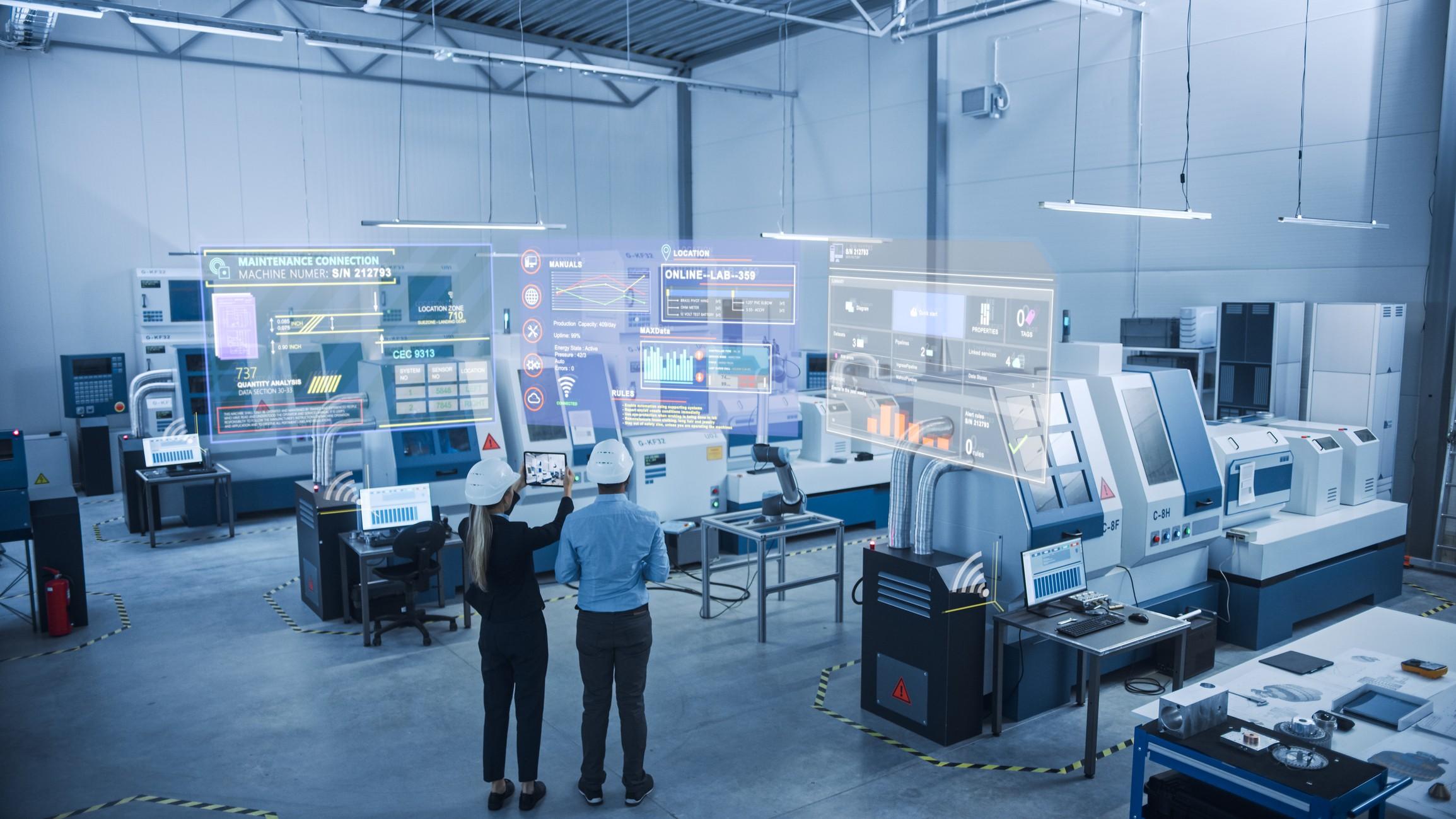 Gli incentivi Industria 4.0 2021 per beni e software